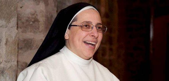 La monja Lucía Caram