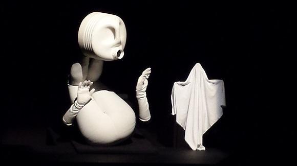Moment de l'espectacle 'Faboo, l'encant de la imaginació'