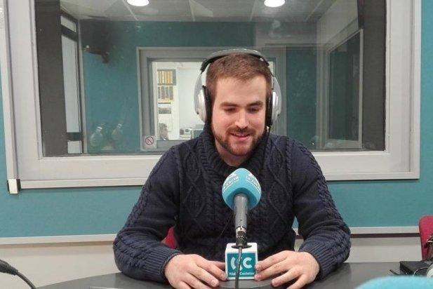 El nou alcaldable del PDeCAT, Pau Castellví