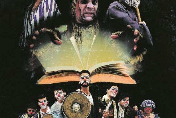 'El libro', teatre de la companyia Agave.