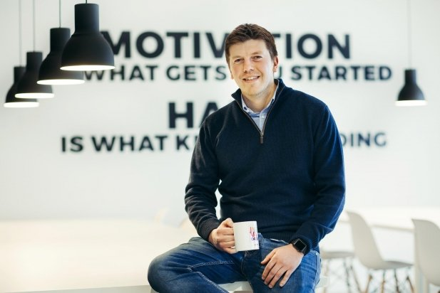 Jordi Casamada, CEO d'Accent Systems_617x412