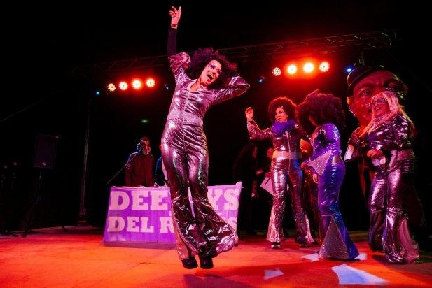 Premi als Boney Family, que homenatjaven la discoteca Cali