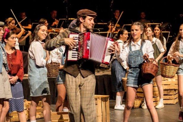 'Brundibár', amb participació castellarenca, s'estrena al Teatre Lliure