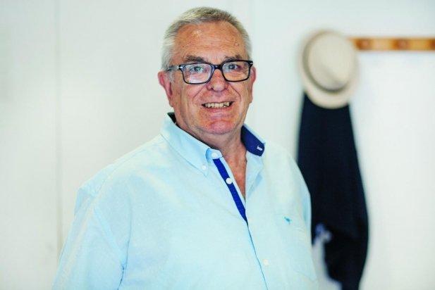 Ricard Carner, membre del Casal de la Gent Gran i presentador de La Carpeta de l'Avi de Ràdio Castellar_617x412