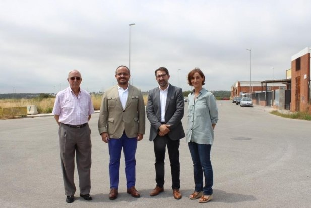 D'esquerra a dreta: Josep Gallés, Alejandro Fernández, Antonio Carpio i Elisabeth Jiménez