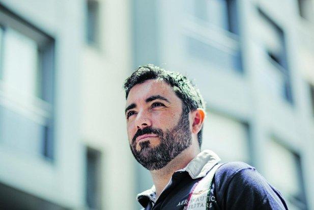 Josep Maria Segarra, gerent de Nova Finques