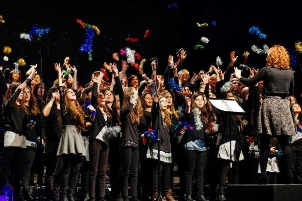 Una de les formacions de Musicòrum durant el concert_617x412
