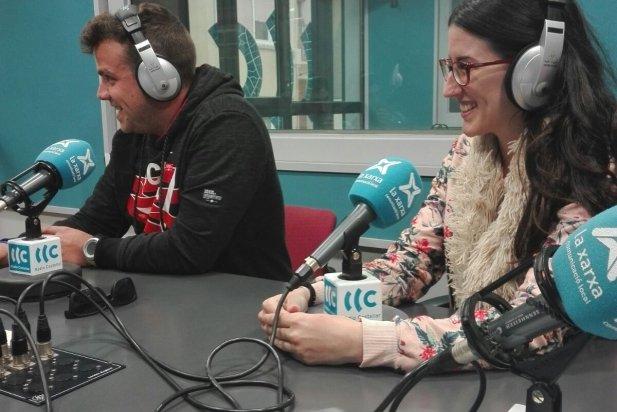 Víctor Cuervo i Míriam Pérez