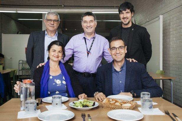 Presentació del projecte RAI-ESO Dinem Junts!