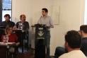 Álvaro de Juan va defensar la moció consensuada sobre la mort digna
