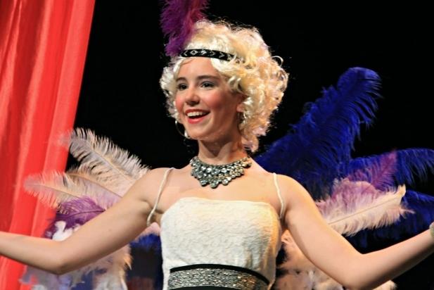 Moment de l'espectacle 'Teatro cubano', d'Espaiart. || CEDIDA