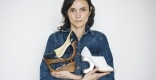 Sílvia Fadó, dissenyadora de calçat de dona