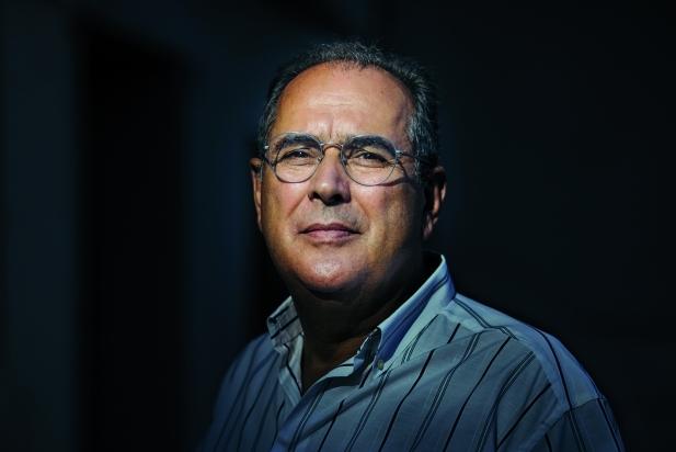 Francesc Vilaclara, membre del CEC i ex representant de la Renault a Castellar. || Q. PASCUAL