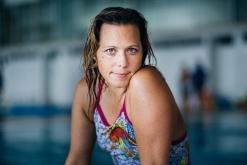 Esther Montasell, nedadora del CN Sabadell