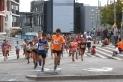 Moment de la cursa dels participants Mitjans / Cristina Domene