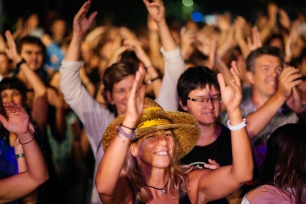 Algunes de les activitats han tingut assistències multitudinàries / Quim Pascual