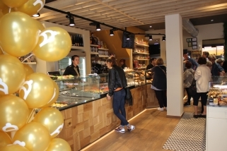 Aquest dimecres s'ha inaugurat la nova pastisseria Andreví