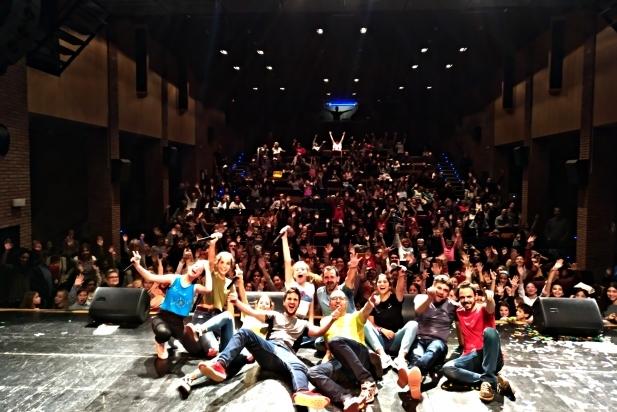 Final de concert de les Macedònia a l'Auditori, aquest dissabte a la tarda - CEDIDA