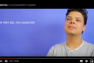 La Contra: Alessandro Funaro, dj castellarenc