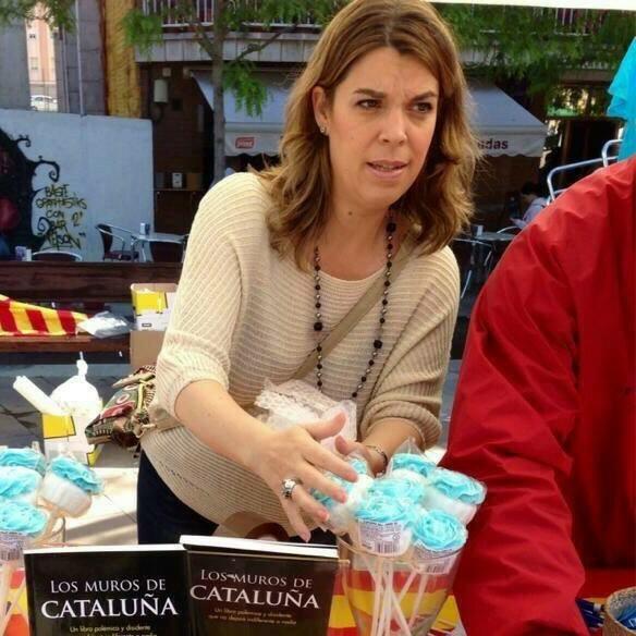 Alicia García, presidenta del PP de Castellar