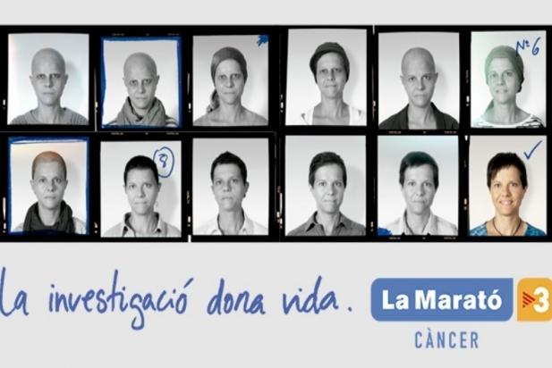 Imatge promocional de La Marató de TV 2018