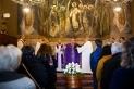 El funeral per Ramon Villarino va ser oficiat pel bisbe Sainz Meneses