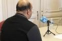 Mohammed durant un moment de l'entrevista que va concedir a L'Actual. Va demanar que es preservés el seu anonimat