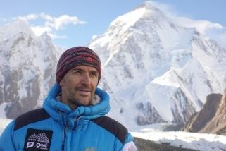 Sergi Mingote, alpinista i polític català.    CEDIDA