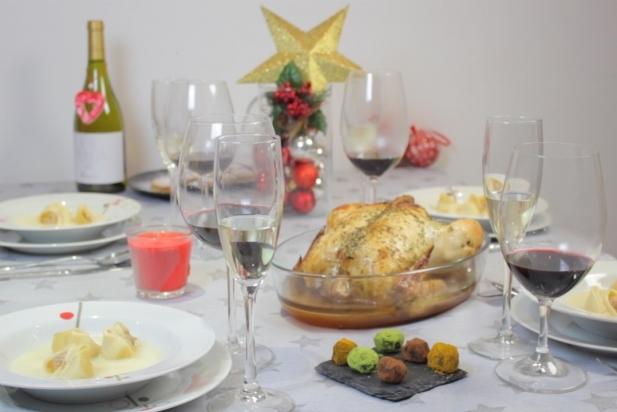 Menú de Nadal de Quins fogons.