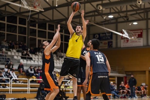 Amb 19 punts i tres triples, Jordi Navarro va tornar a ser dels més destacats.