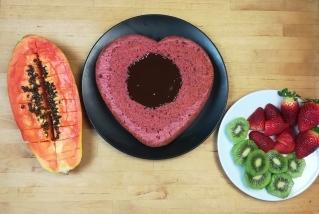 Pastís fondue de Sant Valentí. || QUINS FOGONS