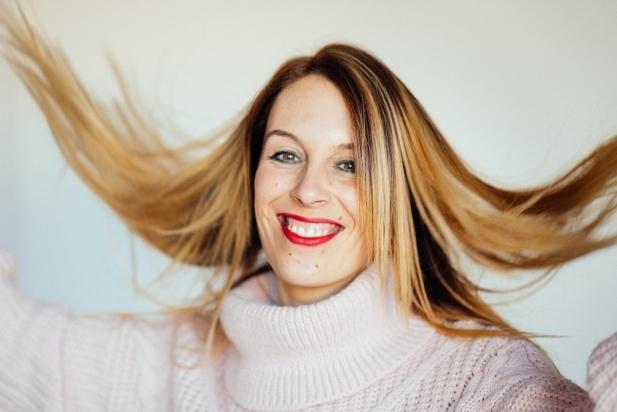 La castellarenca Melanie González, psicòloga acreditada com a experta en 'coaching' / Q. Pascual