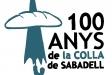 Logotip de la comissió 100 anys de la Colla de Sabadell