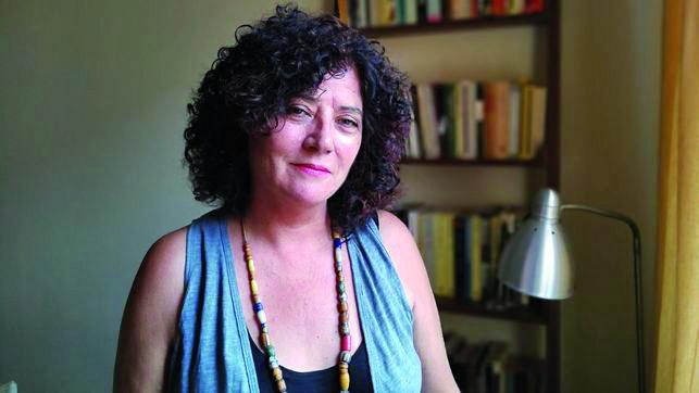 Georgina Cisquella, directora del documental 'Hotel Explotación: Las Kellys'. || CEDIDA