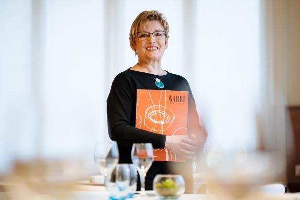 Rosa Guitart, cofunfadora del restaurant Garbí de Castellar
