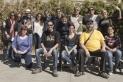 Foto de família del 5è aniversari de La Música Amanseix les Feres - Marc Rojas