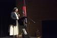 Lucía Caram, a la conferència a l'Auditori, dijous passat - F.MUÑOZ
