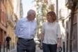 Ernest Maragall i Elisenda Alamany, en la presentació de la llista d'ERC a Barcelona - CEDIDA