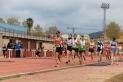 La prova dels 5.000 metres va ser una de les més disputades, amb Chema Cañadas en tercera posició absoluta.