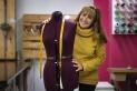 Montse Fíguls, estilista de moda i propietària de la botiga Arttaller