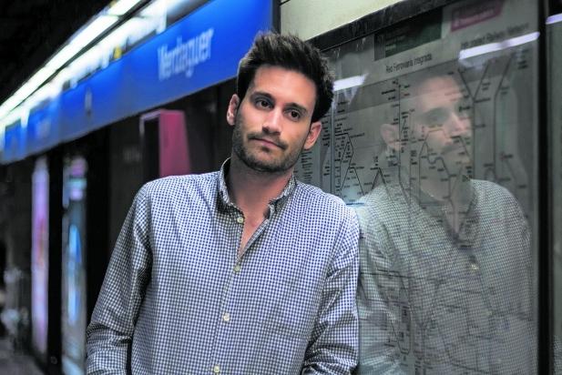 Marc Béjar, periodista