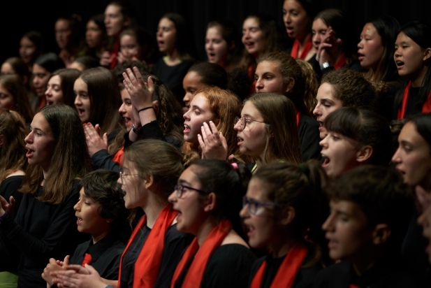 El Cor Sant Esteve actua amb dues corals més, diumenge.