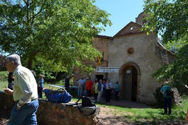 XXI Trobada a l'Ermita de les Arenes. || JOSEP CASANOVAS