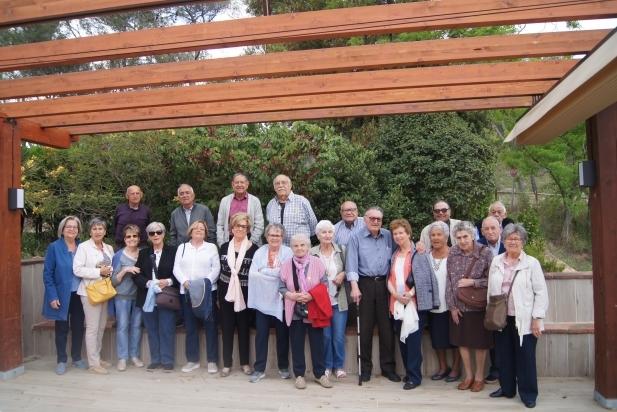 Protagonistes de la lleva del 1954, a Castellar. || CEDIDA