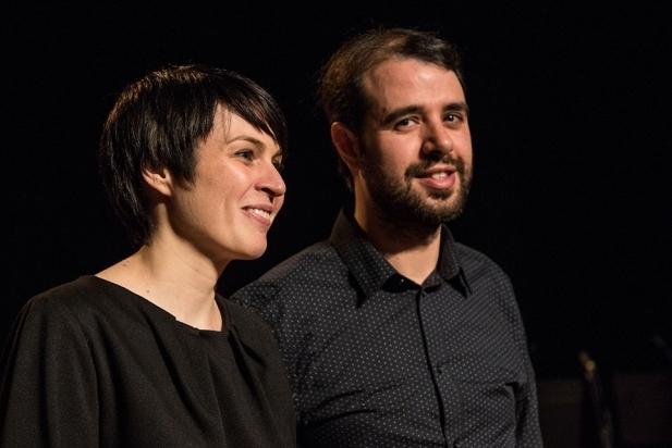 'La Tendresse, hommage aux belles chansons', amb Anna Roig i Àlex Cassanyes, obre temporada el 21 de setembre. || CEDIDA