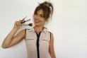 Montse Garrido, maquilladora professional