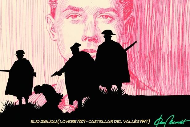 Elio Ziglioli. Il·lustració: Joan Mundet