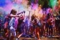 Festa Holi, celebrada el dissabte a la tarda, una cita atractiva per als més petits - CEDIDA