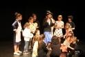 Alumnes de l'Stage de Teatre Musical d'Espaiart. || CEDIDA