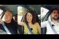 El primer trio d'entrevistes al KM 12
